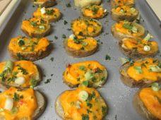Cheesy Potato Bites