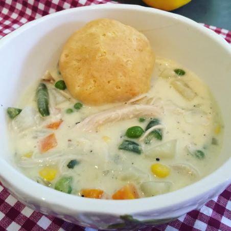 chicken pot pie soup1