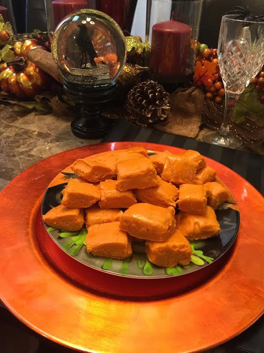 pumpkin pie fudge2